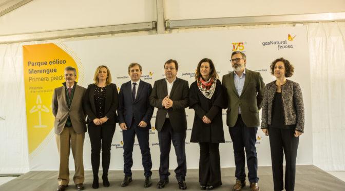 Eólica en Extremadura: parque eólico Merengue producirá 155 GWh