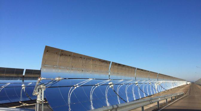 Grupo T-Solar adquiere dos centrales termosolares en España