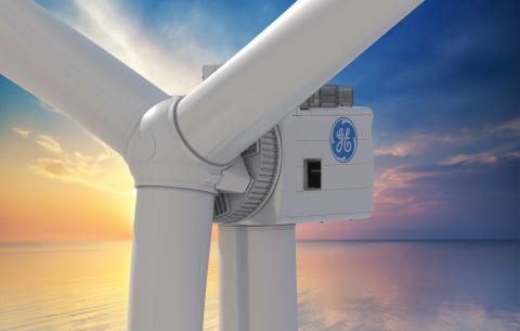 GE presenta los aerogeneradores Haliade-X de 12 MW para la eólica marina