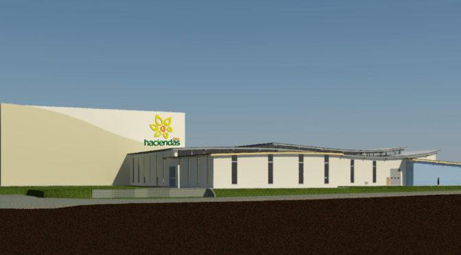 Isotrol y HaciendasBio implantan la tecnología para una nueva fábrica inteligente