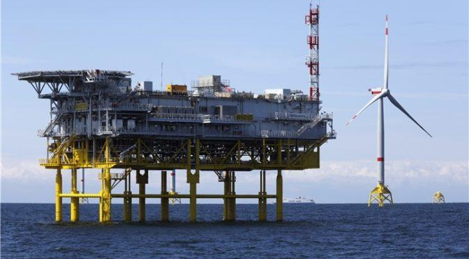 Iberdrola entra en la eólica marina de EE. UU. con 800 megavatios