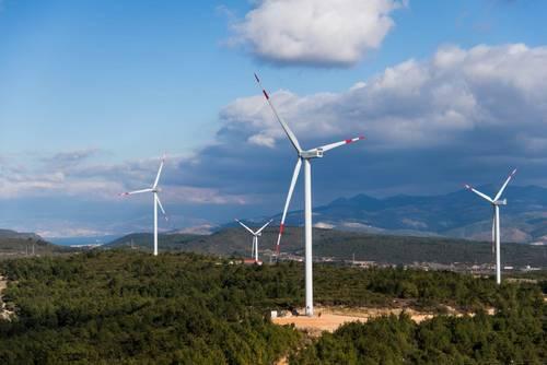 La eólica Nordex suministrará aerogeneradores en Zaragoza y en Cuenca