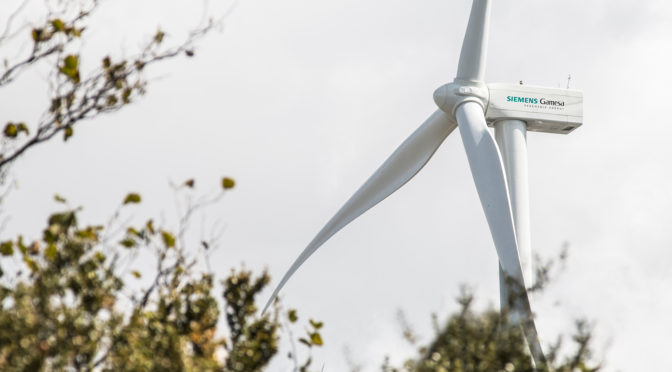 Siemens Gamesa firma el mayor pedido de eólica en India