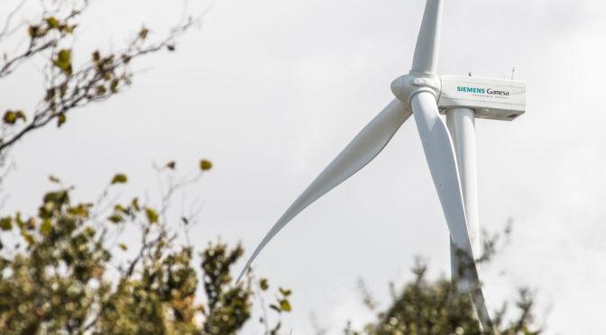 Eólica  en Noruega: Siemens Gamesa suministrará 70 aerogeneradores para tres proyectos eólicos