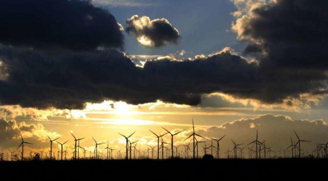 Kern es el rey de energía eólica de Estados Unidos