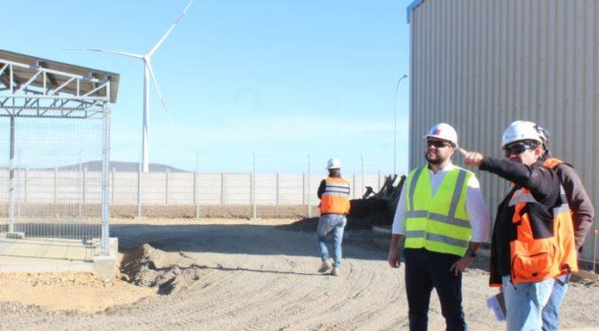 Eólica en Chile: construcción del parque eólico Punta Sierra llega al 95 por ciento