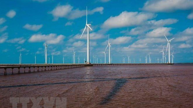 Resaltan potencial de Vietnam para generación de energía eólica marina