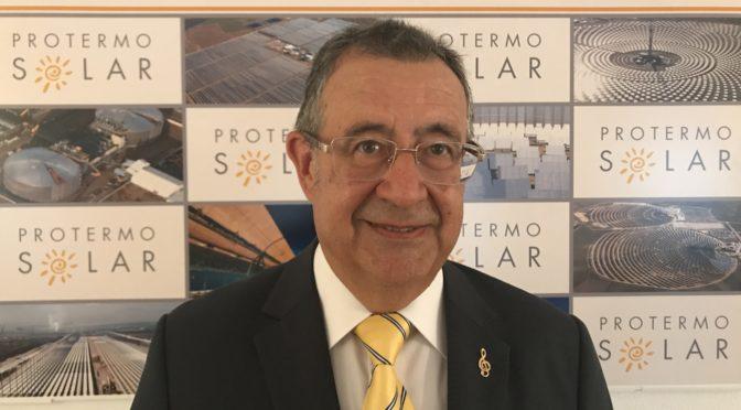 Luis Crespo participa en la conferencia termosolar de SolarPACES