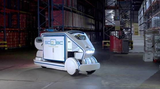 Scoobic, vehículo eléctrico, Premio Mejor Innovación eDelivery 2018
