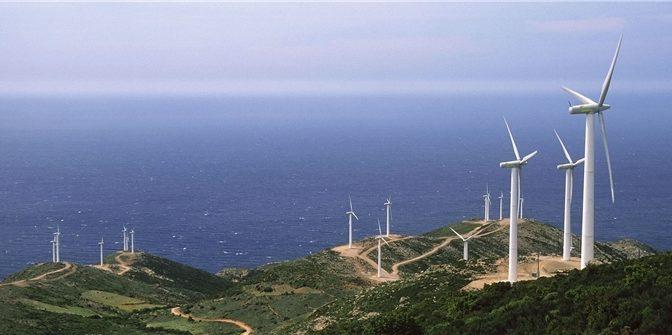 Eólica en Grecia: Iberdrola se adjudica el parque eólico de Pyrgari