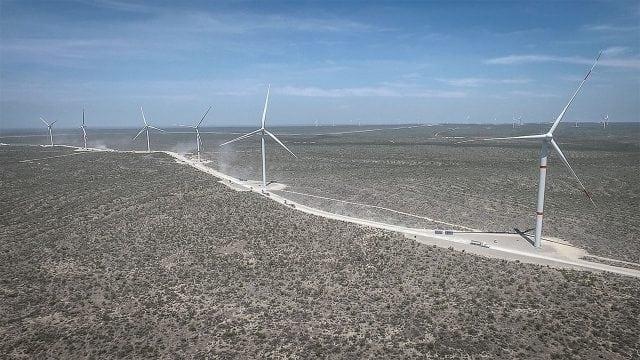 México triplicará su capacidad instalada de energía eólica