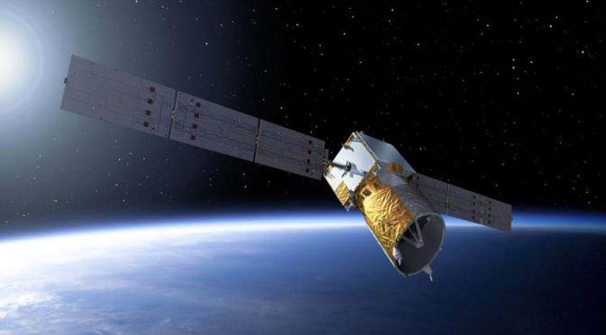 Primer satélite eólico de Europa listo para su lanzamiento