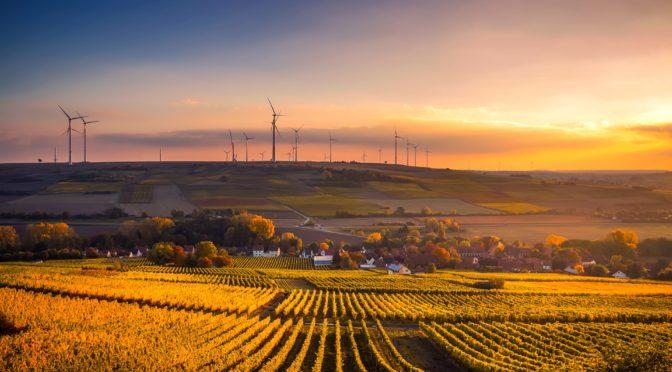 Subasta de energía eólica terrestre en Alemania a 61,6 euros el MWh