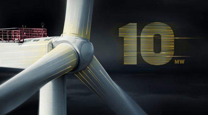Bélgica impulsa la energía eólica marina con aerogeneradores de Vestas