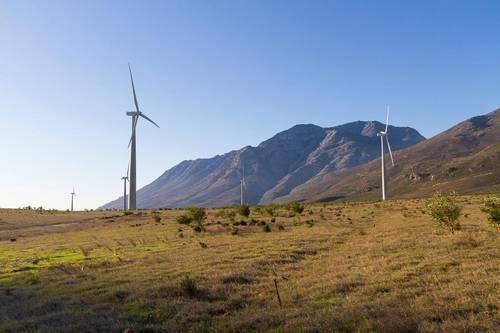 Energía eólica en Sudáfrica: Enel Green Power comienza un nuevo parque eólico de 140 MW
