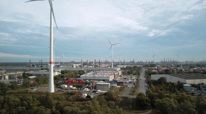 La instalación de almacenamiento de energía de Siemens Gamesa en Hamburgo entra en la fase final