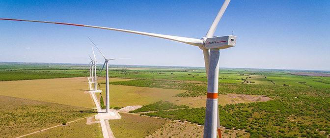 Eólica en México: Nuevo parque eólico de Acciona en Tamaulipas