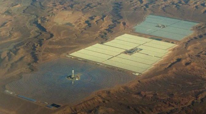 Termosolar: SENER participa en la conferencia SolarPACES 2018