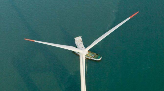 La UE apoya el despliegue de tecnología eólica vanguardista en Portugal