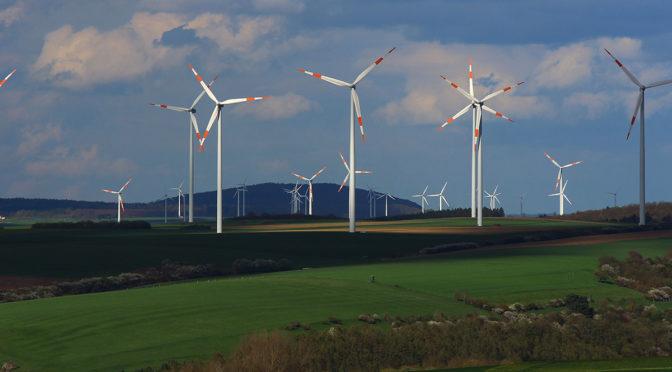 AleaSoft: Una vez más la eólica hace bajar los precios en los mercados eléctricos europeos