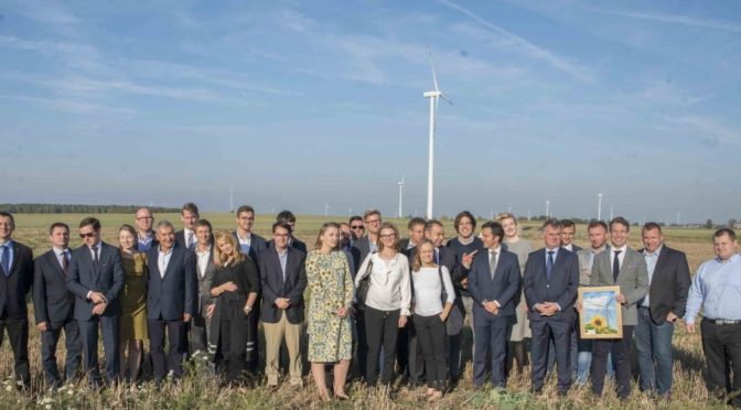 Eólica en Polonia: EDP Renováveis se adjudica un contrato de 38 MW en una subasta de energías renovables