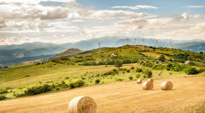Energía eólica en Italia, Enel Green Power se adjudica parque eólico de 80 MW
