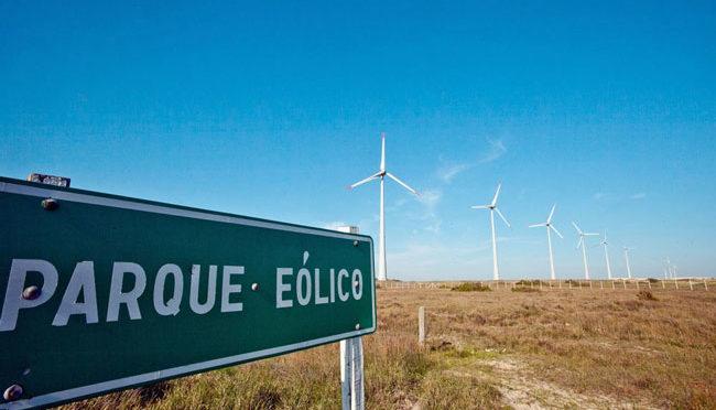 Alberto Fernández, el primer abanderado en defender las ventajas de la energía eólica