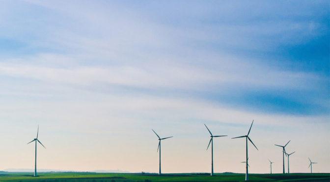 Energía eólica: investigación e innovación de los materiales raros de los aerogeneradores
