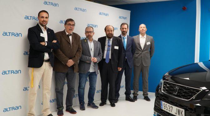 Altran inaugura un Centro Técnico de Automoción en Barcelona