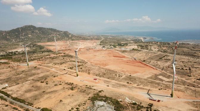 Enercon supera los 50 gigavatios de energía eólica instalados