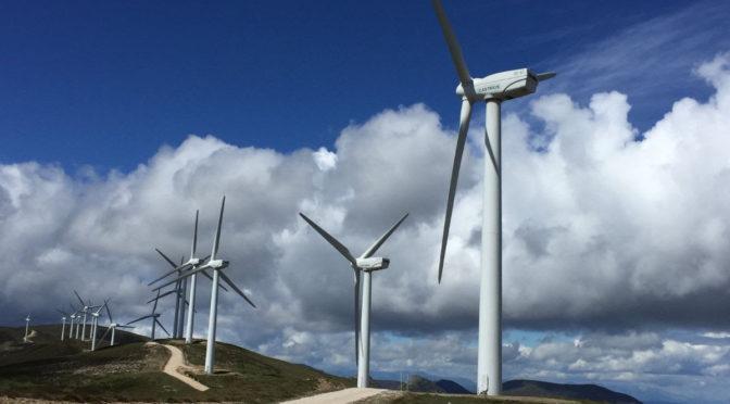 Siroco Capital adquiere una participación del 20% en el parque eólico de Castríos, en Burgos