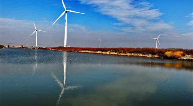 Putian ve un crecimiento más rápido en construcción de energía eólica en tierra y mar