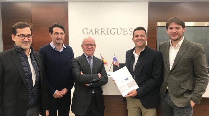 AEROX refuerza su presencia en la eólica de EE UU