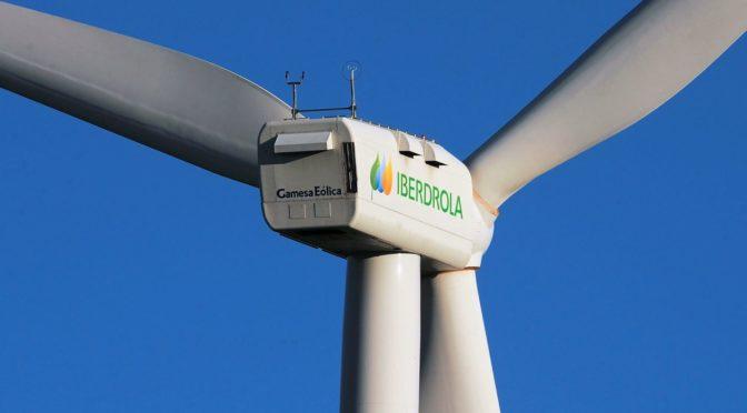 Iberdrola logra clientes su eólica marina en EE UU