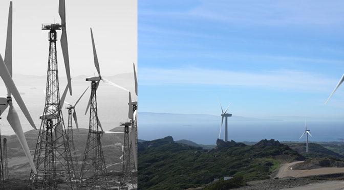 Eólica en España: Renovación del parque eólico El Cabrito por Acciona con aerogeneradores de Nordex