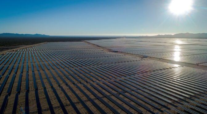 Enertis apoya a Acciona Energía en la puesta en marcha de la planta fotovoltaica 'Puerto Libertad'