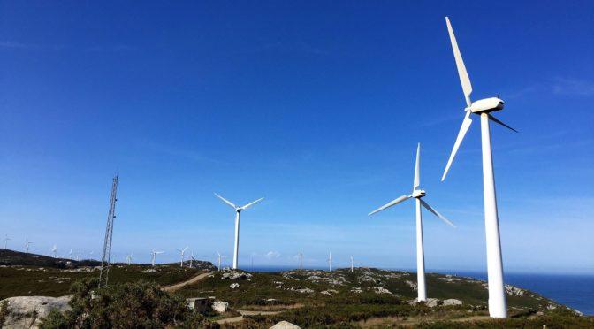Energía eólica- Surus Inversa desmantela los parques eólicos de Zas y Corme aplicando la economía circular