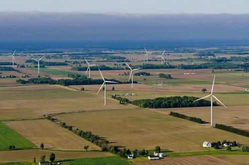 Eólica en Nueva York (366 MW) con aerogeneradores Nordex
