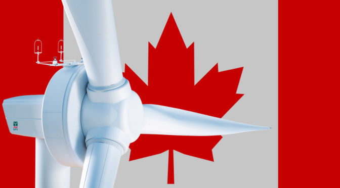 Enercon firma un acuerdo de energía eólica de 345 MW en Canadá