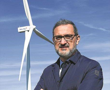 Juan Virgilio Márquez: «La implantación de la eólica en Extremadura no ha hecho más que iniciar su recorrido»