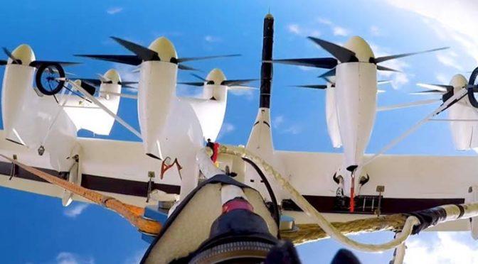 Noruega construirá central eólica con aerogeneradores voladores