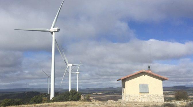 Eólica en Soria: Siroco Capital adquiere una participación del 34% en el parque eólico Zorraquín