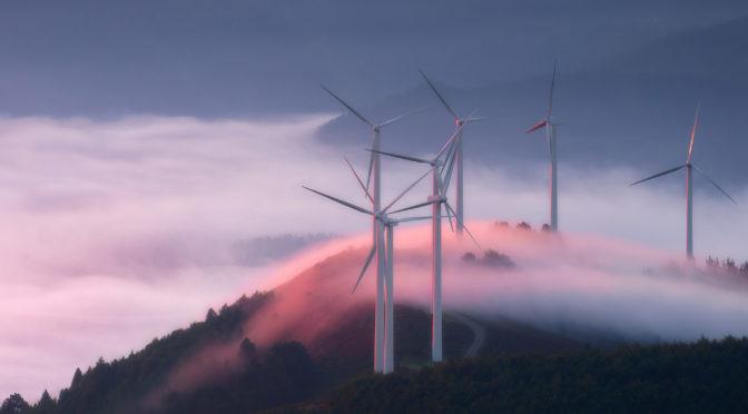 Así será el parque eólico que suministrará energía eólica a BBVA