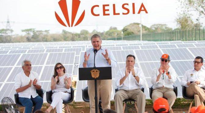 Más inversiones de Celsia en energías renovables