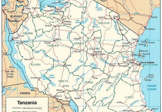 Energía eólica en Tanzania, primer parque eólico en mayo con aerogeneradores de Enercon