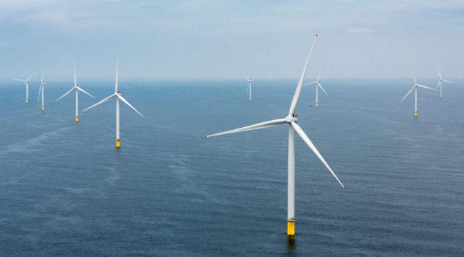 Microsoft y Eneco impulsarán la energía eólica marina en Holanda