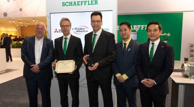 Schaeffler y Mitsubishi Electric anuncian una colaboración estratégica