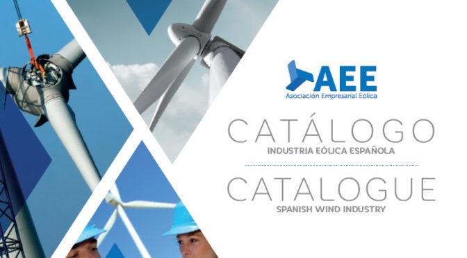 Presentación del Catálogo de la Industria Eólica Española