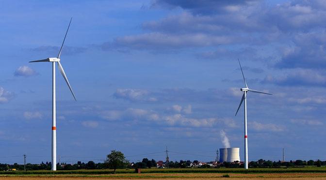 La energía eólica dice a la energía nuclear: es hora de electrificar el mix energético de Europa