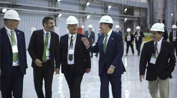 Iberdrola inaugura la central hidroeléctrica de Baixo Iguaçu en Brasil